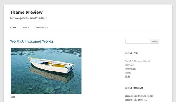 theme gratis mejor para wordpress