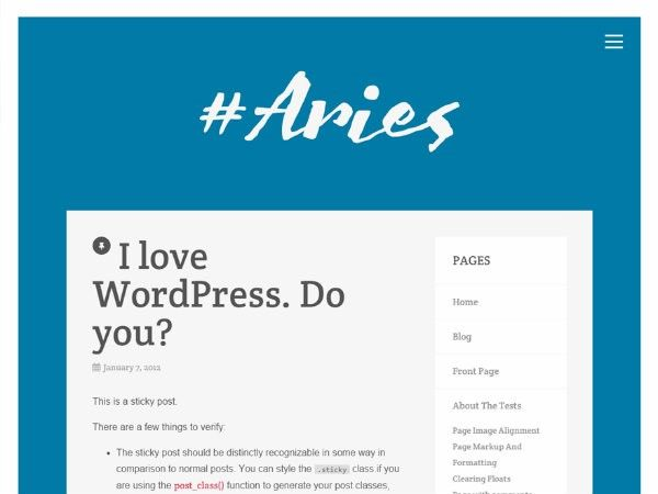 plantilla wordpress gratis