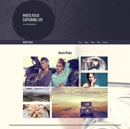 tema wordpress portafolio